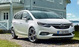 Découvrez la nouvelle Opel Zafira