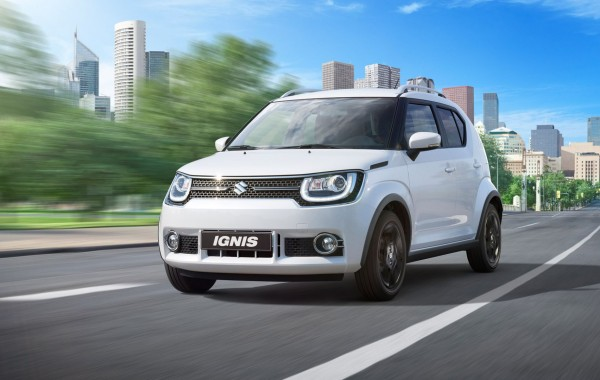 New Ignis – Ignite Your Senses