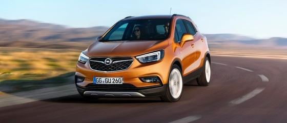 la nouvelle Opel Mokka X